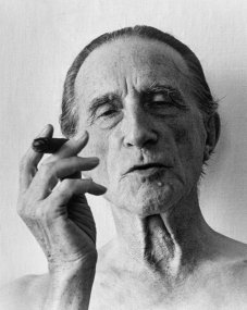 MARCEL DUCHAMP AS A PREFIX OF OUR TIME